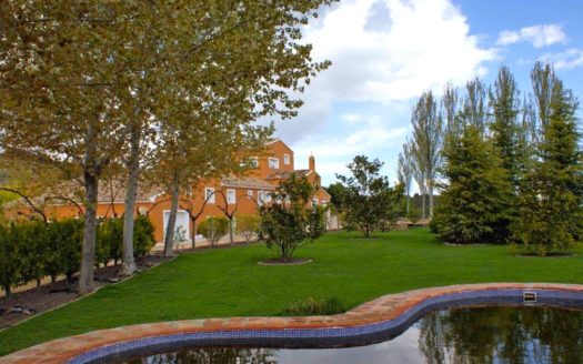 SPACIOUS RUSTIC FINCA IN PENAGUILA, ALICANTE
