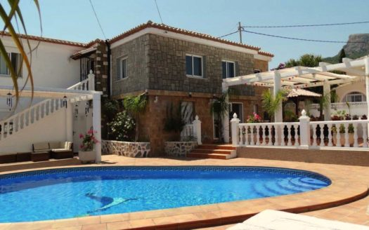 WONDERFUL BED & BREAKFAST FOR INVEST IN CENTER OF CALPE