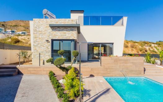 DREAMY BRAND NEW VILLA WITH PRIVATE POOL, FINESTRAT