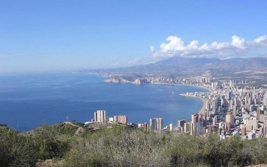 UNIQUE OPPORTUNITY, PLOTS IN BENIDORM