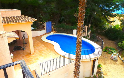 FABULOUS VILLA FOR SALE IN ALTEA HILLS