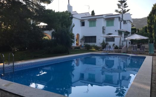 VILLA FOR SALE IN CASTELLON