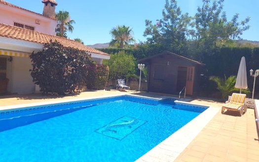 VILLA FOR SALE IN BENIDORM