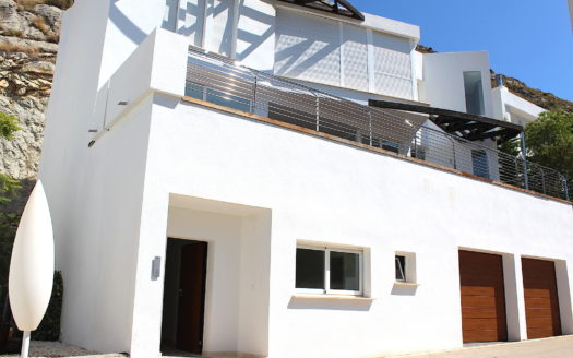 NEW MODERN HOUSE IN SIERRA ALTEA