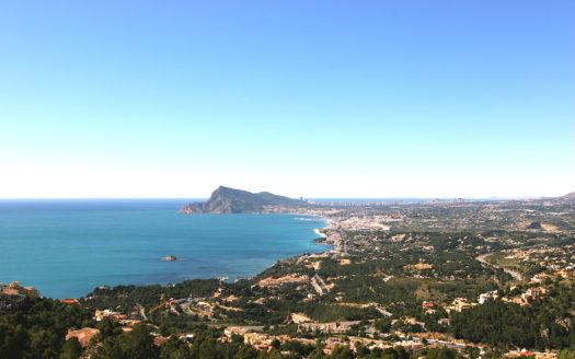 PLOT FOR SALE IN ALTEA HILLS