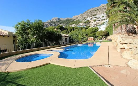 HOUSE IN ALTEA HILLS FOR SALE