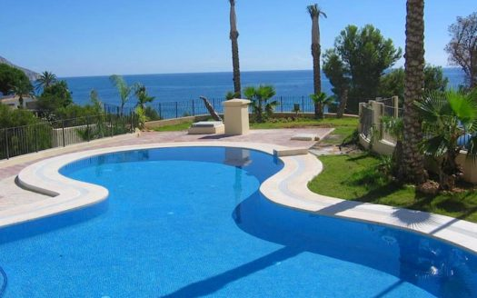 CUZY APARTMENT IN ALTEA FOR SALE