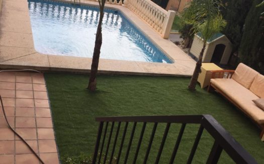 TOWNHOUSE FOR RENT IN ALTEA HILLS